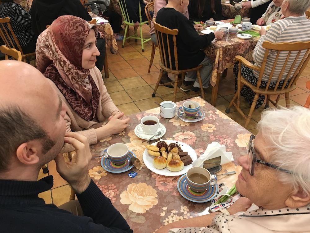Goście z Turcji - Fundacja Mevlana