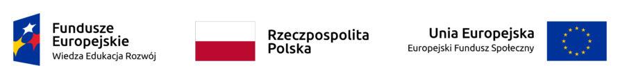 logotyp projektu unijnego